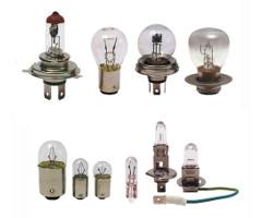 Лампы поворотников, стопсигналов и габаритов